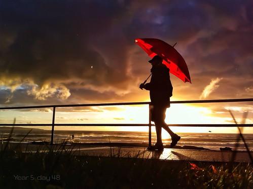 silhouette sunrise australia cronulla iphone iphoneography therealshire