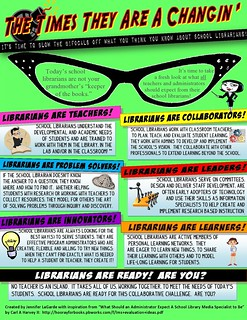 Librarians_are_Ready_Flyer | by LibraryGirlCC