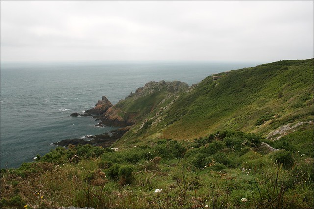 Jerbourg Point, Guernsey