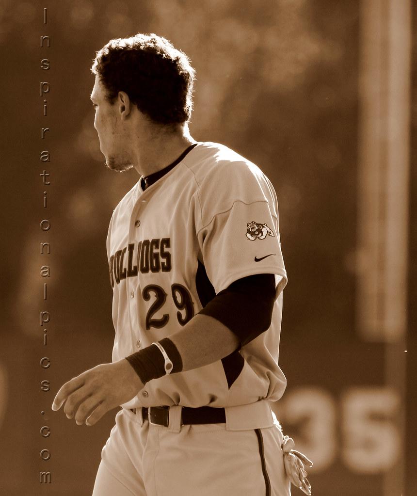 Aaron Judge Fresno State Baseball - Stanford Series Feb 20