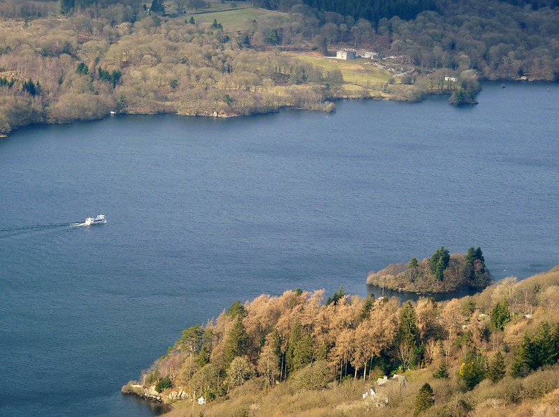 Windermere from Gummers How