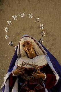María Santisima del Dulce Nombre en su Soledad