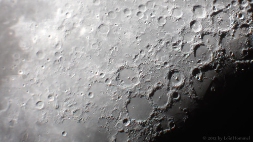 Surface Of The Moon 2013