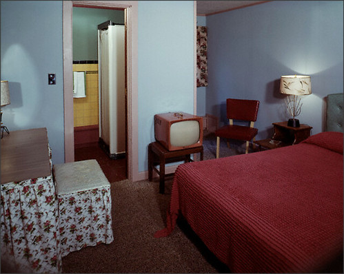Riverside Motel in Augusta, Maine 60s | by 1950sUnlimited