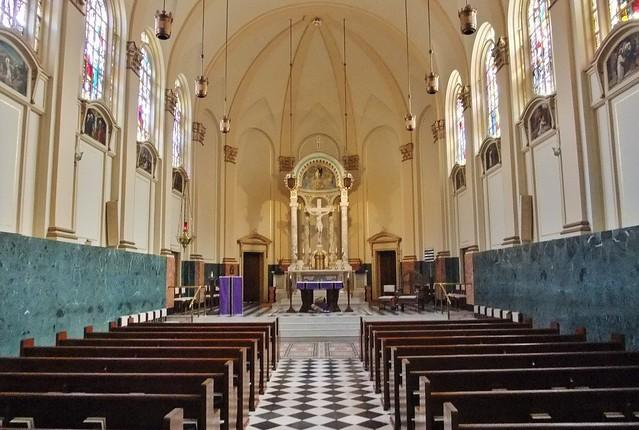 Notre Dame Seminary & Chapel, New Orleans, LA