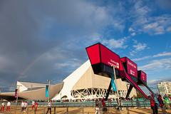Olympic Entrance