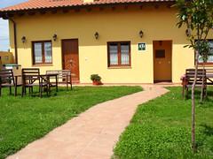 Fachada principal. Apartamentos Rurales Casa El Gaitero