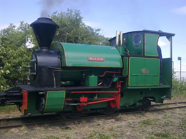 Sittingbourne & Kemsley Railway