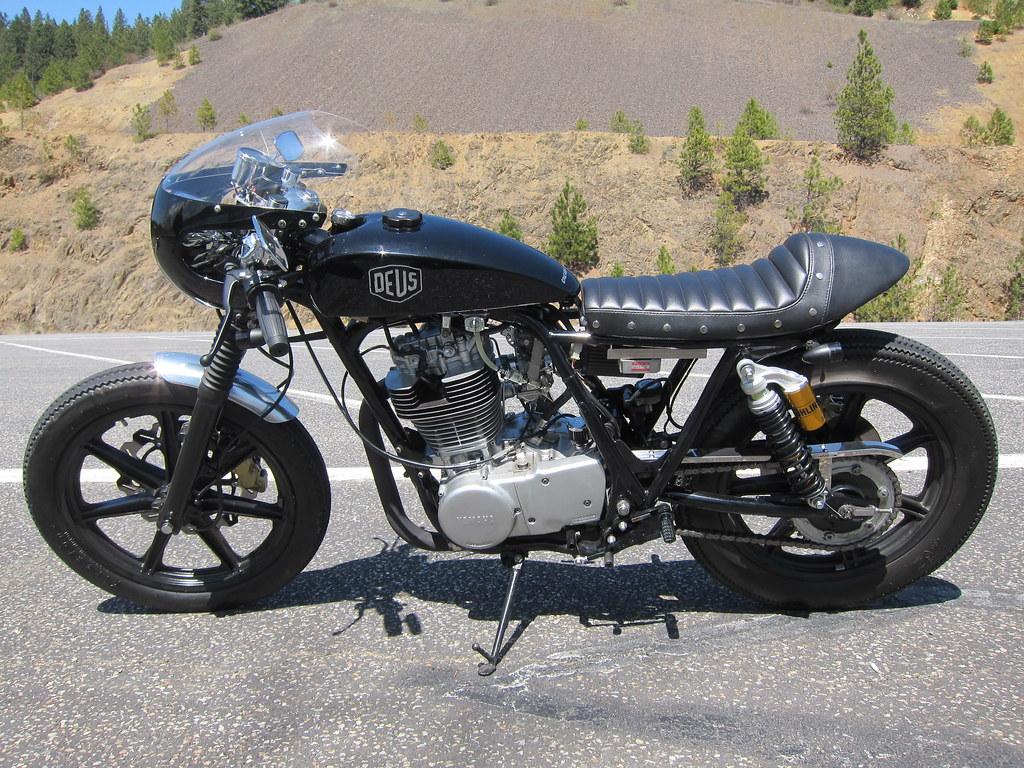 1979 Yamaha Sr500 Cafe Racer 59 Cafe Classic Motorbikes Flickr
