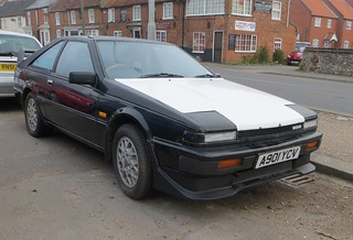 1984 Nissan Silvia Turbo (S12) | by Spottedlaurel