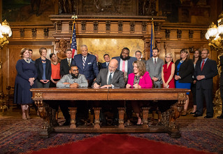 Governor Wolf Signs Clean Slate Bill, Calls for More Criminal Justice Reform | by governortomwolf