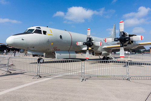 Lockheed P-3C Orion | 60+06 | German Navy | by Kyle Greet