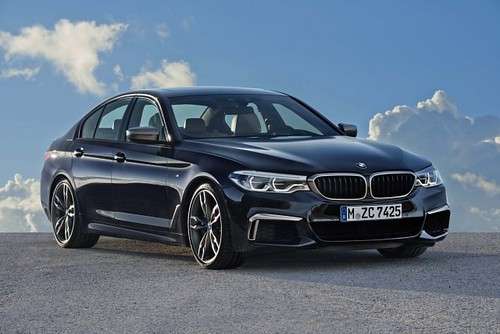 2018 BMW 5-Series Review 7