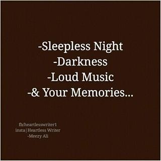 Sad Love Quotes : #sleepless nights - #Love | Sad Love Quote ...
