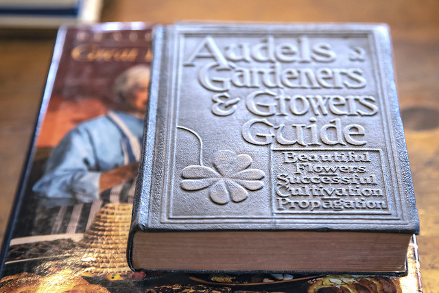 Audels & Gardeners Book