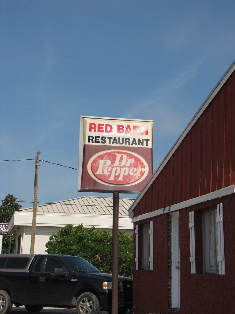 Red Barn Restaurant | The Red Barn Restaurant is on East Dep