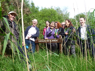 IRWC visits Turraun Wetlands, July 2013 | by Irish Ramsar Wetlands