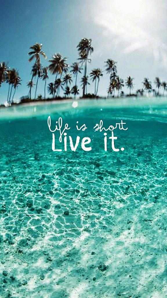 Summer Quotes : Beach tropical summer quotes paradise | Flickr