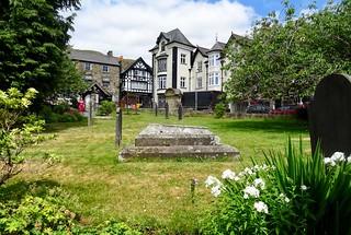 St. Andrew's Church, Sedbergh, churchyard | by Jenny Mackness