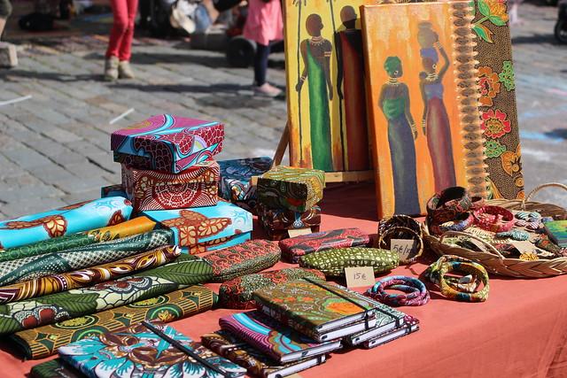 FEST AFRIKA 2018 Festival market