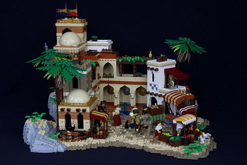 The Island of El Harraz