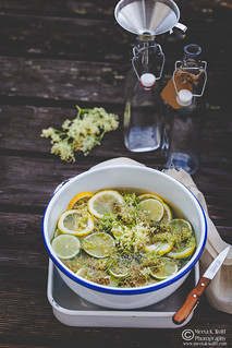 Elderflower Cordial by Meeta K. Wolffl-0146 | by Meeta Wolff @ What's For Lunch, Honey?