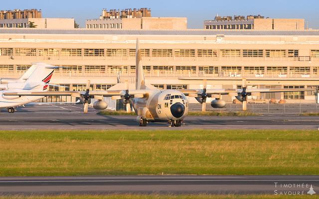 LBG | Royal Moroccan Air Force Lockheed C-130H Hercules