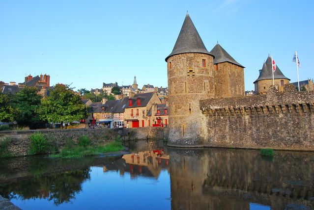 Fougères, Bretagne, 35