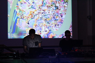 Algorave Karlsruhe | by hellocatfood