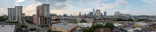 Nashville from The Gulch | by Travis Estell