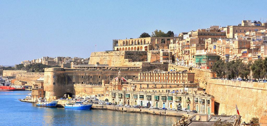 ผลการค้นหารูปภาพสำหรับ valletta, Malta