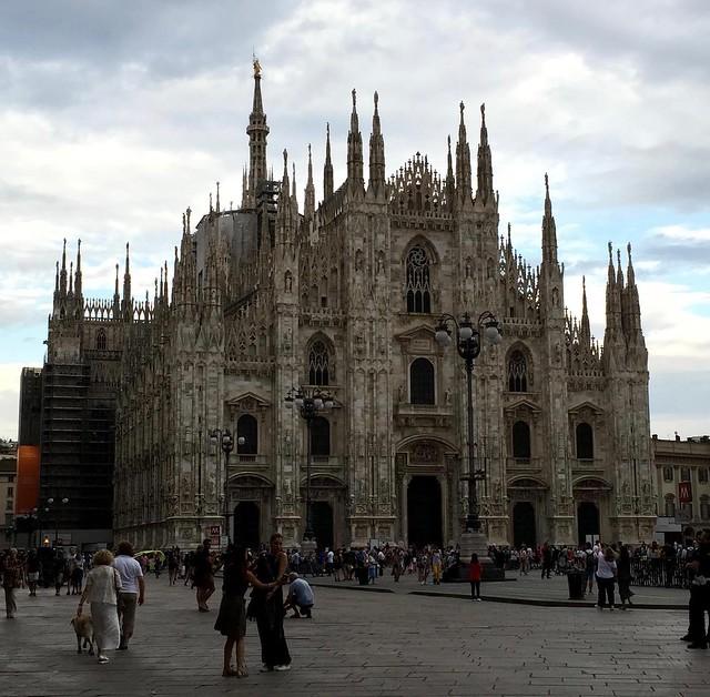 Duomo di Milano  - (on Explore)