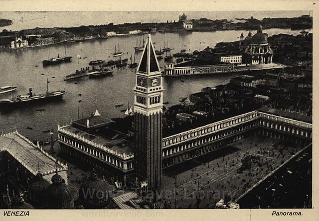 Ricordo di Venezia 12 Cartoline; 1920_2, Veneto, Italy