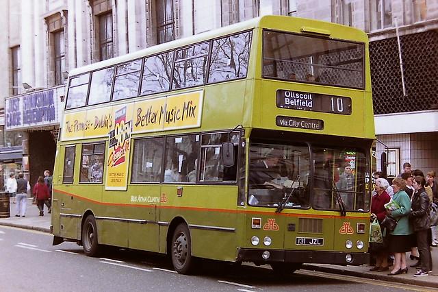 DUBLIN BUS/BUS ATHA CLIATH KD131 131JZL