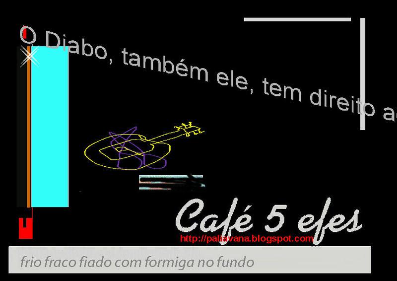 CAFÉ 5 EFES