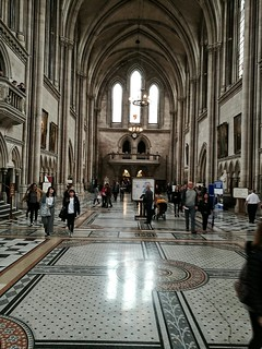 Open House London - The Great Hall Royal Courts of Justice