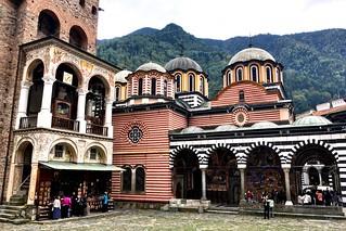 Рилски манастир   by Rrrodrigo