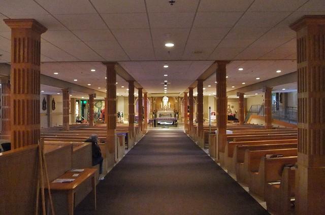 National Shrine of St. John Neumann, St. Peter the Apostle Catholic Church, Philadelphia PA