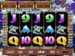 White Wizard Progressive Slot │ Win progressive cash jackpots
