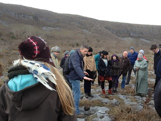 Burren Walk with Brendan Dunford | by Climate Gathering