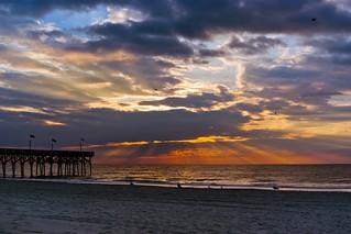 Pier 14 Sun Rays | by fran.trudeau