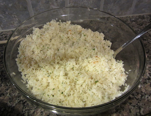 Cilantro Lime Rice | by kissmywhisk