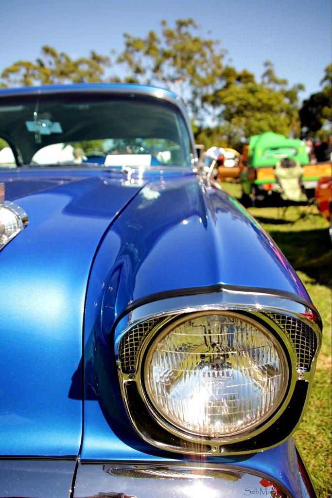 Old Car Social Club Annual Show n Shine. Moorebank, NSW 17 March 2013