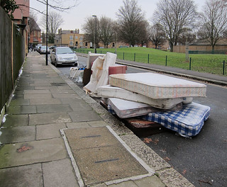 Fly-tipping in Kemble Road N17 | by Alan Stanton