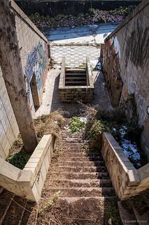 Escaleras cruzadas | by SantiMB.Photos