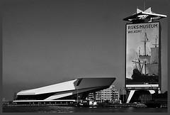 The EYE Film Institute in Amsterdam