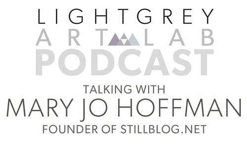 04.22.13_Talking with Mary Jo Hoffman | by Light Grey Art Lab