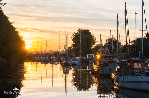 sunrise lydneyharbour