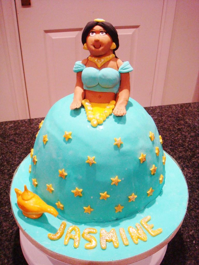 Princess Jasmine Cake Helen Brooker Flickr