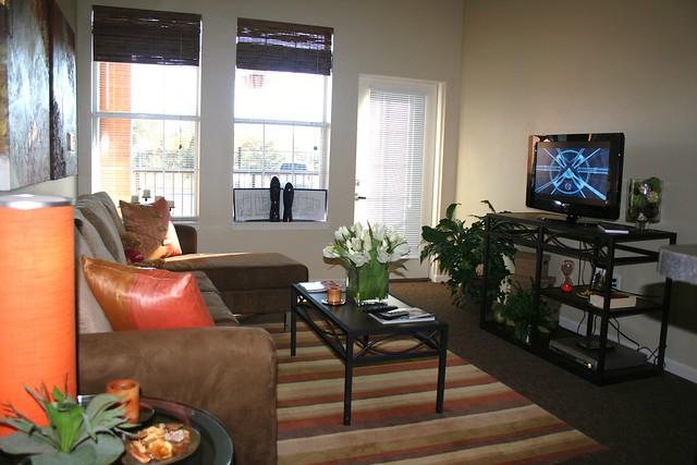 University Village Living Room